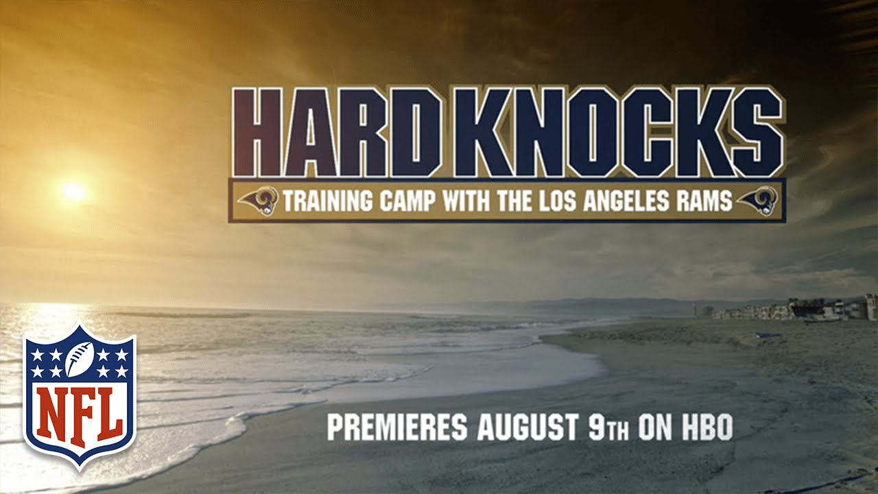 Hard Knocks: behind the looking glass