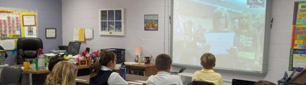 5 interessante contacten om in het klaslokaal mee te Skypen