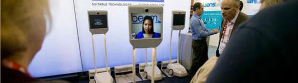 Beam overtuigt met nieuw telepresence apparaat